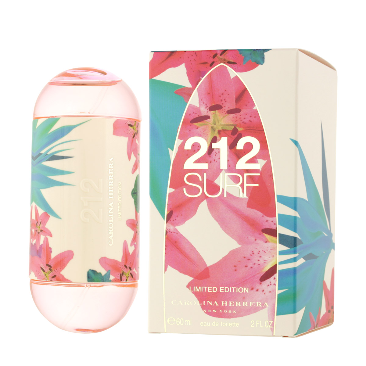 Carolina Herrera 212 Surf for Her EDT 60 ml W
