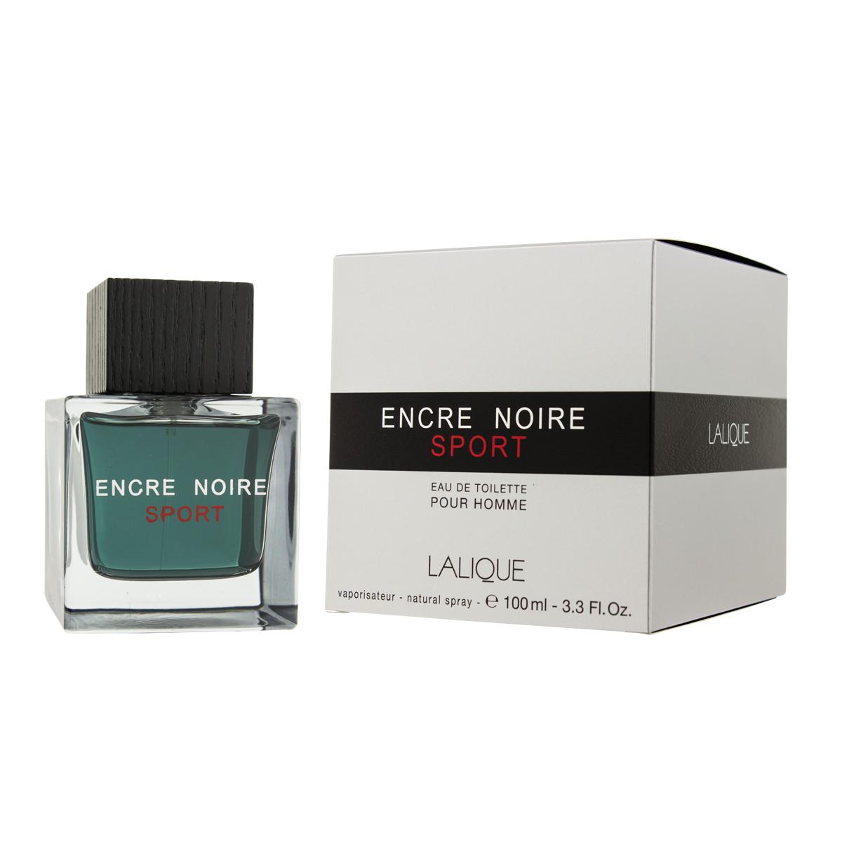 Lalique Encre Noire Sport EDT 100 ml M