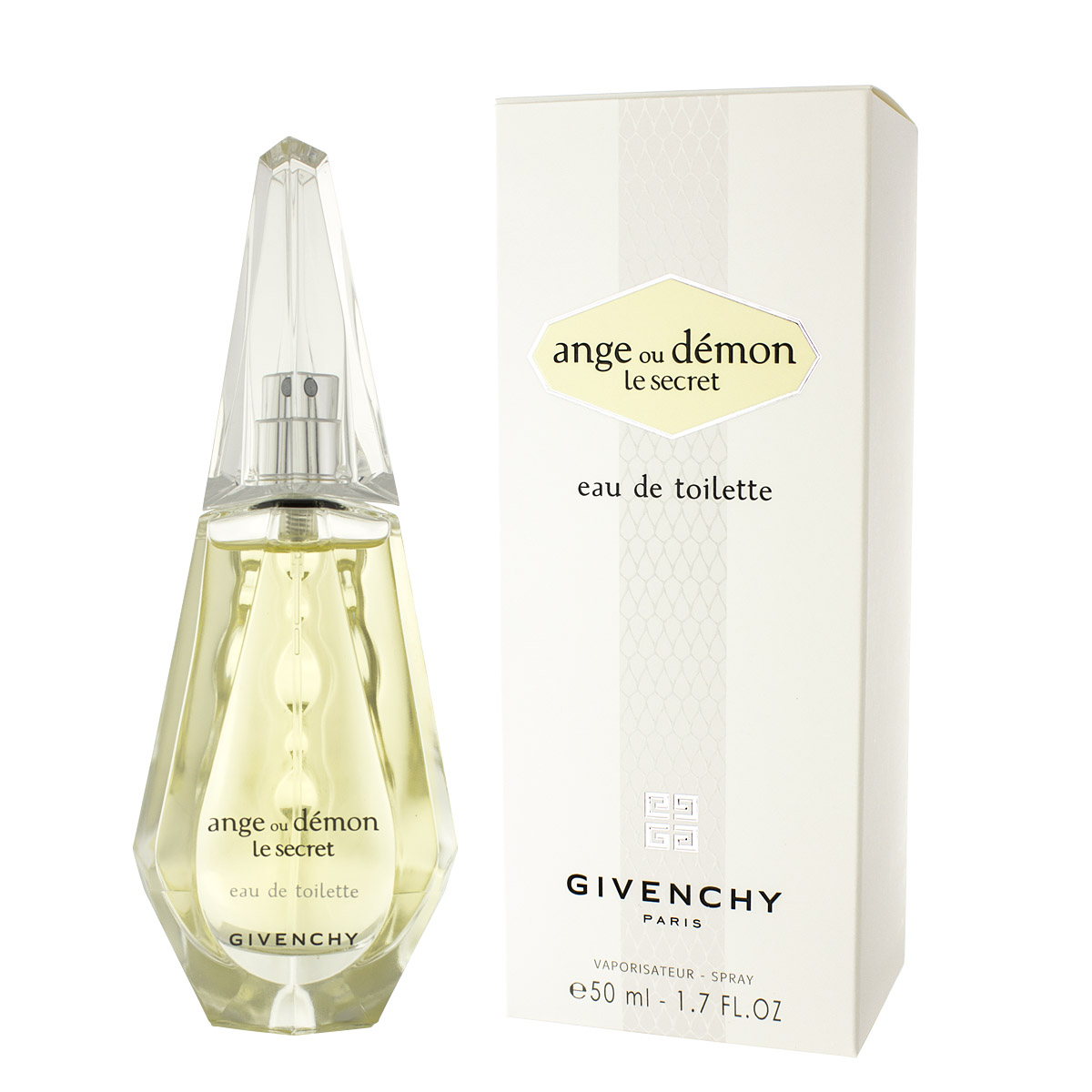 Givenchy Ange Ou Demon (Ange Ou Etrange) Le Secret EDT 50 ml