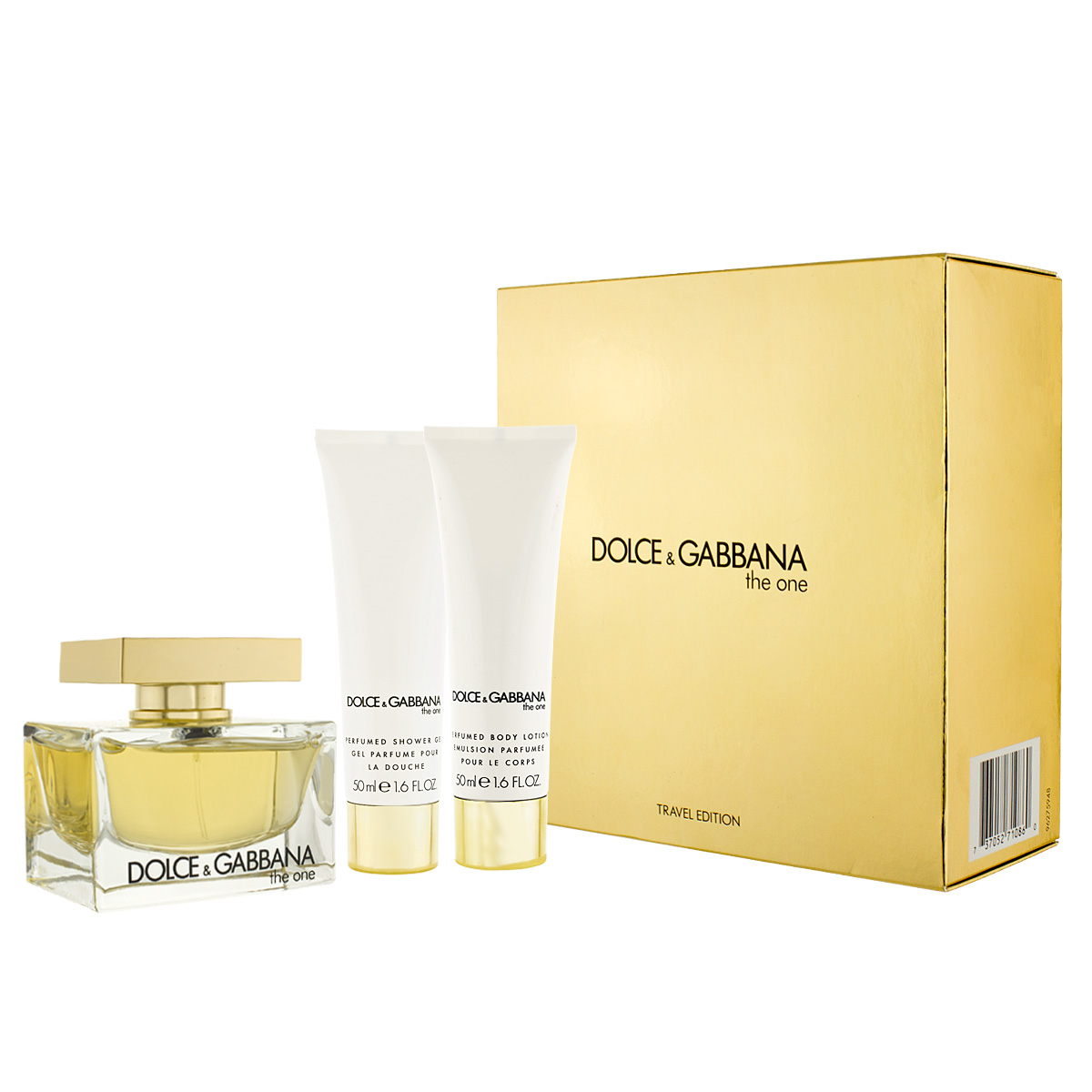Dolce & Gabbana The One EDP 75 ml + BL 50 ml + SG 50 ml W