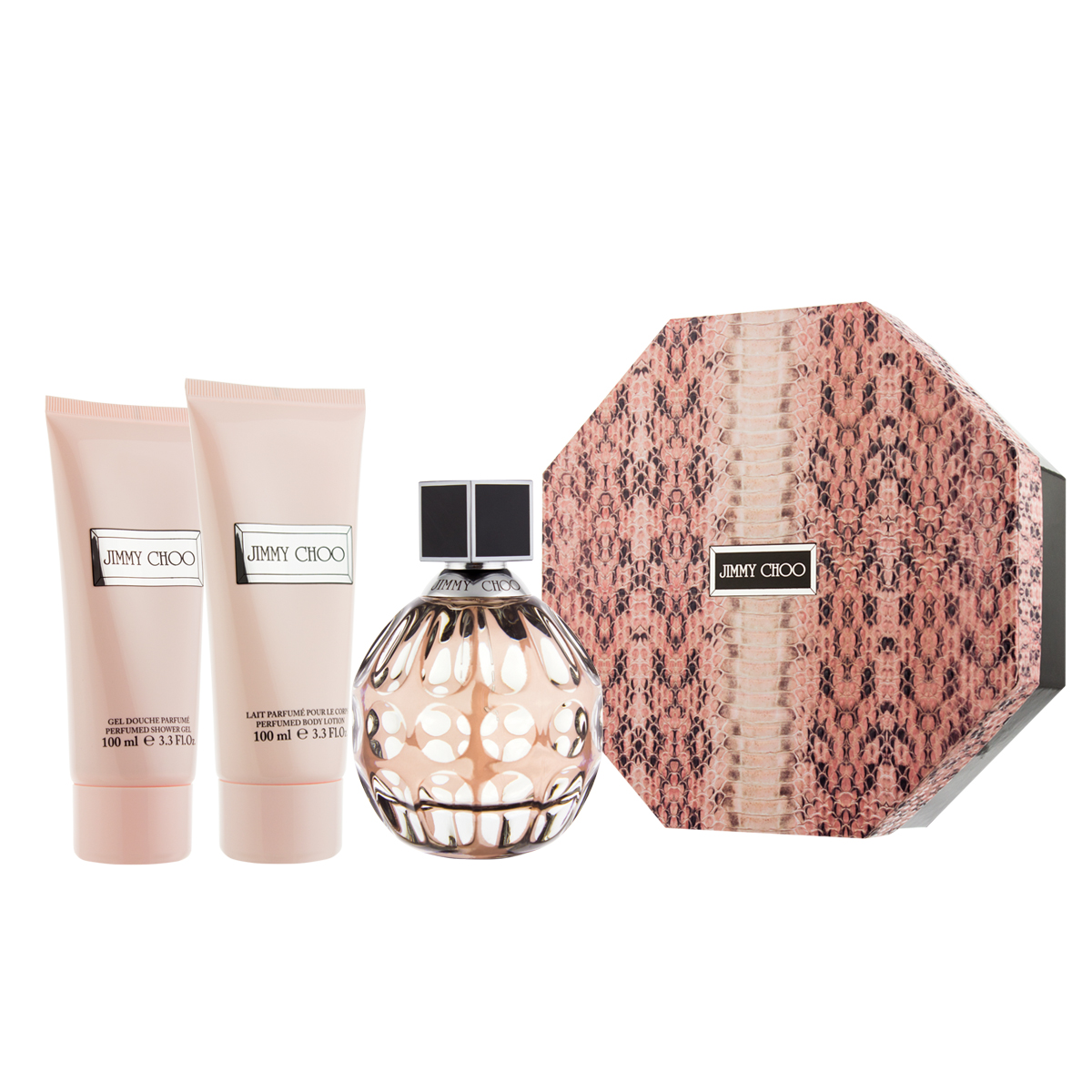 Jimmy Choo Jimmy Choo EDP 100 ml + BL 100 ml + SG 100 ml W