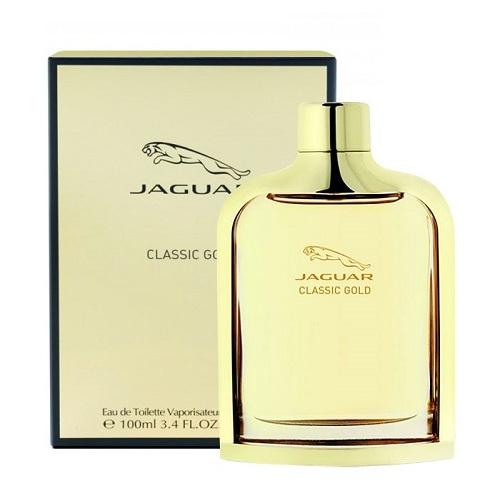 Jaguar Classic Gold EDT tester 100 ml M