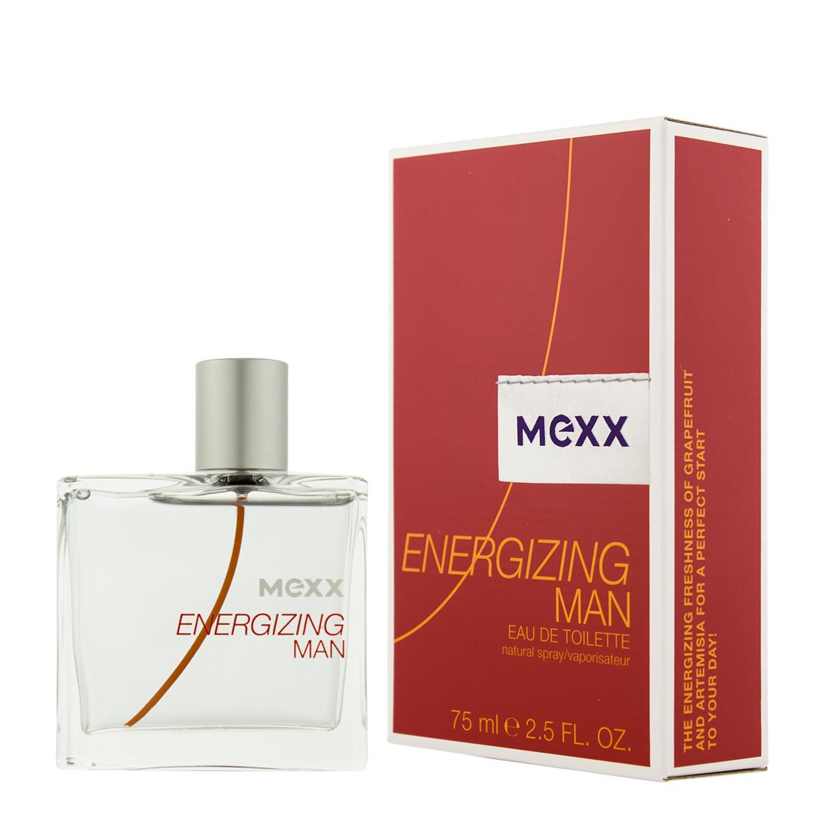 Mexx Energizing Man EDT 75 ml M