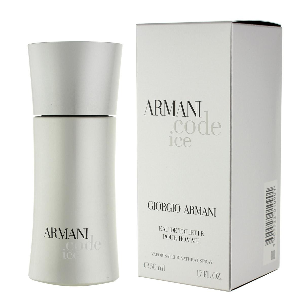 Armani Giorgio Code Ice EDT 50 ml M