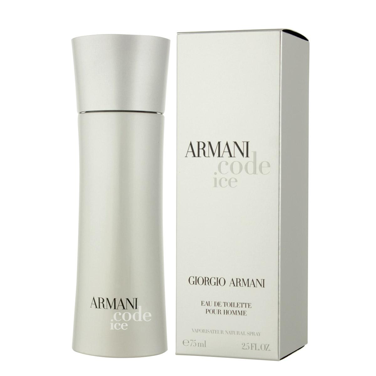 Armani Giorgio Code Ice EDT 75 ml M
