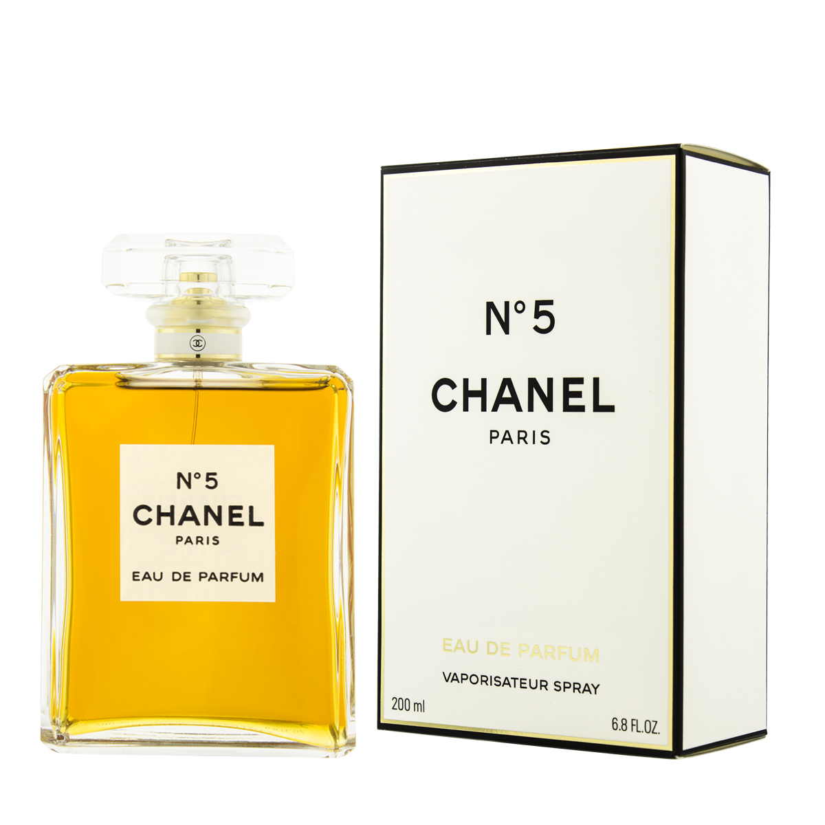 Chanel No 5 EDP 200 ml W