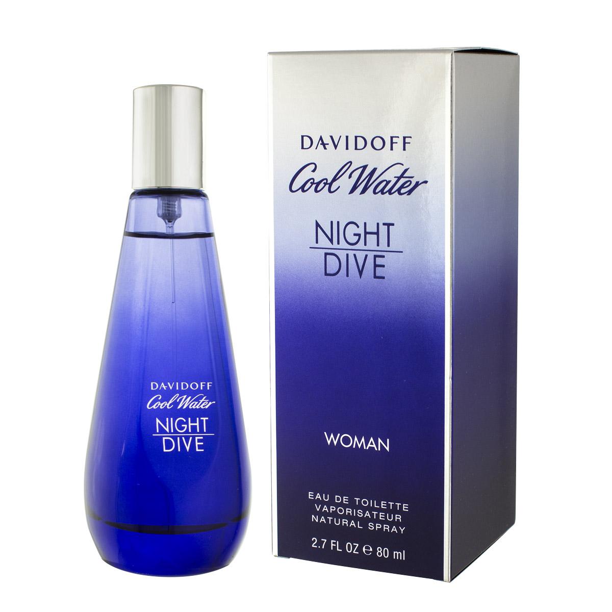 Davidoff Cool Water Night Dive Woman EDT 80 ml W