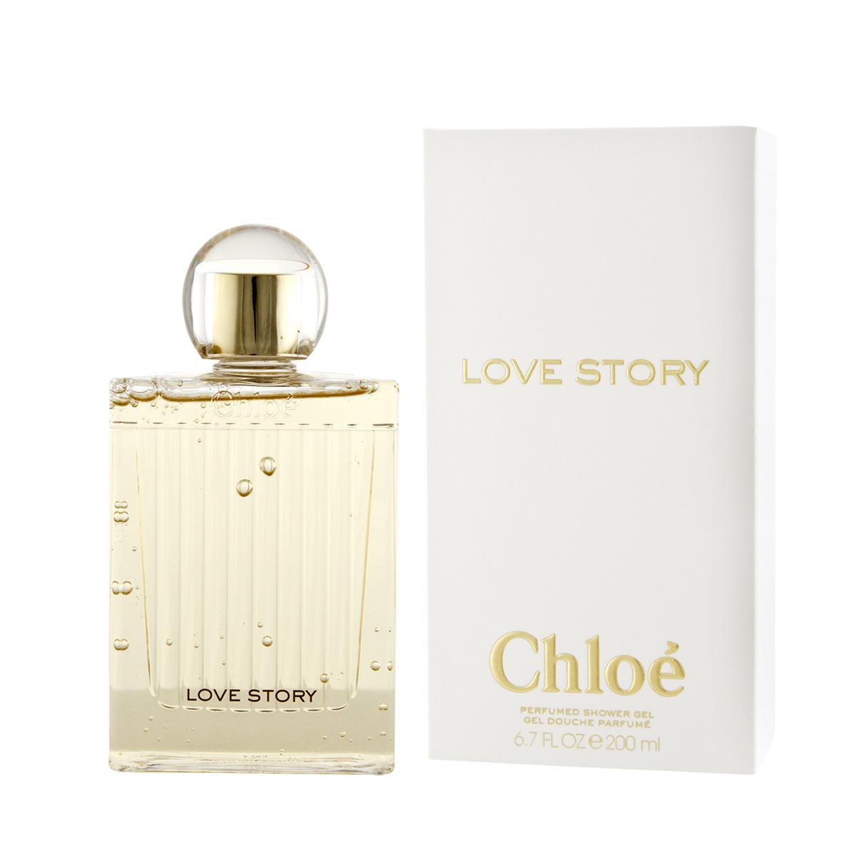 Chloe Love Story SG 200 ml W