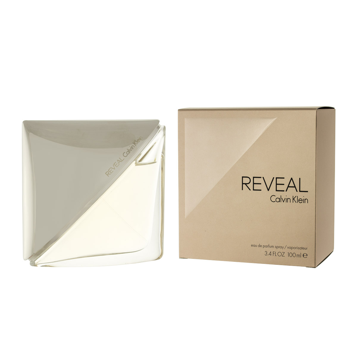 Calvin Klein Reveal EDP 100 ml W