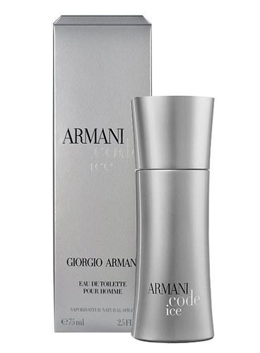 Armani Giorgio Code Ice EDT tester 75 ml M
