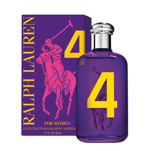 Ralph Lauren Big Pony 4 for Women EDT tester 100 ml W