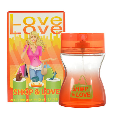 Morgan De Toi Love Love Shop & Love EDT 100 ml W