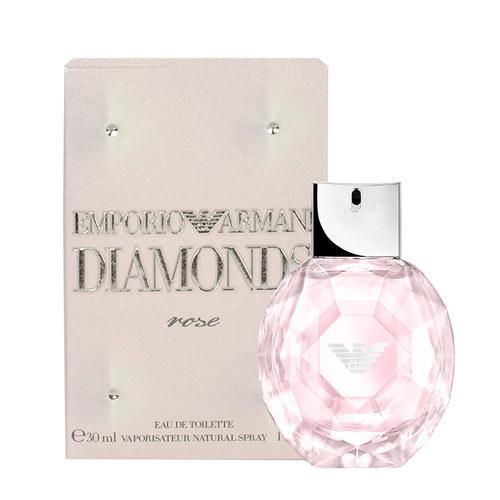 Armani Giorgio Emporio Armani Diamonds Rose EDT tester 50 ml W