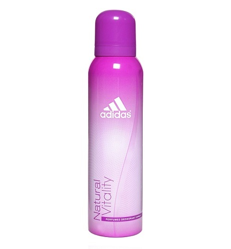 Adidas Natural Vitality DEO ve spreji 75 ml W