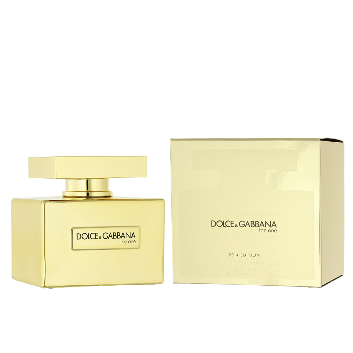 Dolce & Gabbana The One 2014 Edition for women EDP 75 ml W