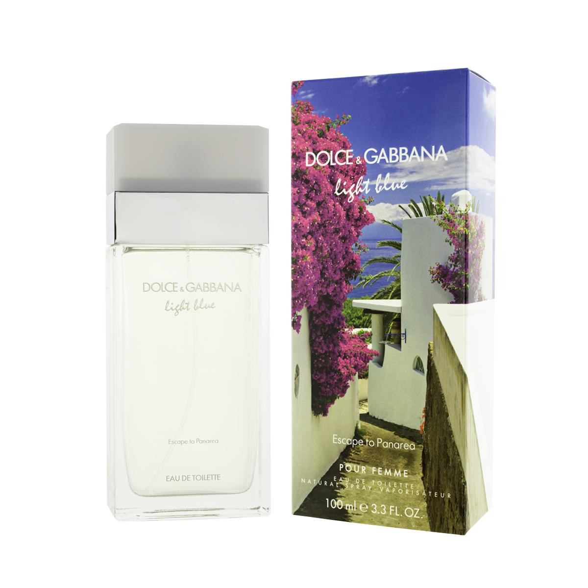 Dolce & Gabbana Light Blue Escape to Panarea EDT 100 ml W