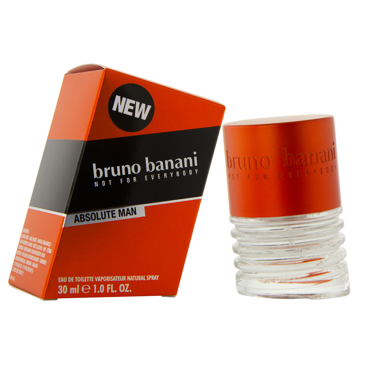 Bruno Banani Absolute Man EDT 30 ml M