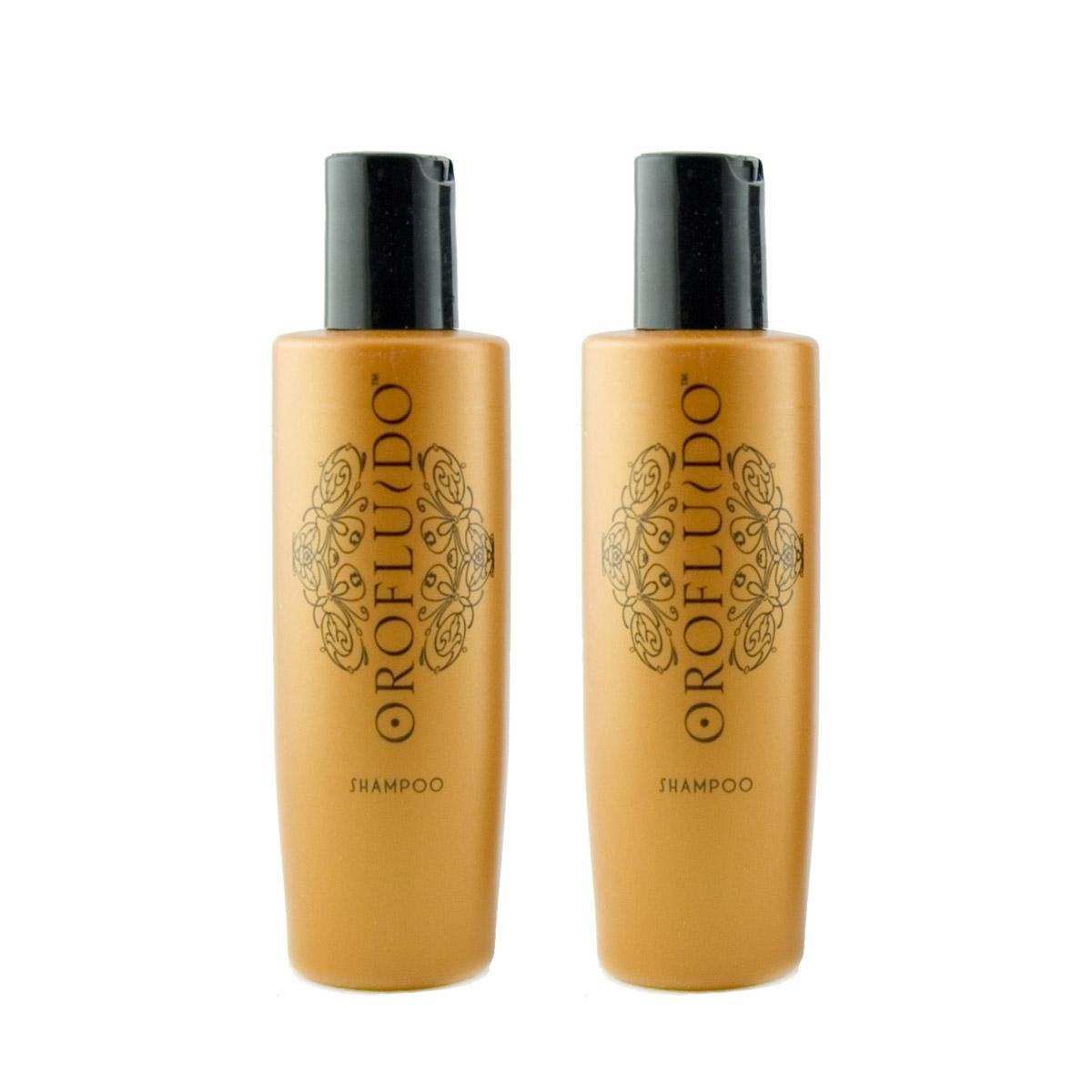 Orofluido Shampoo 2 x 200 ml
