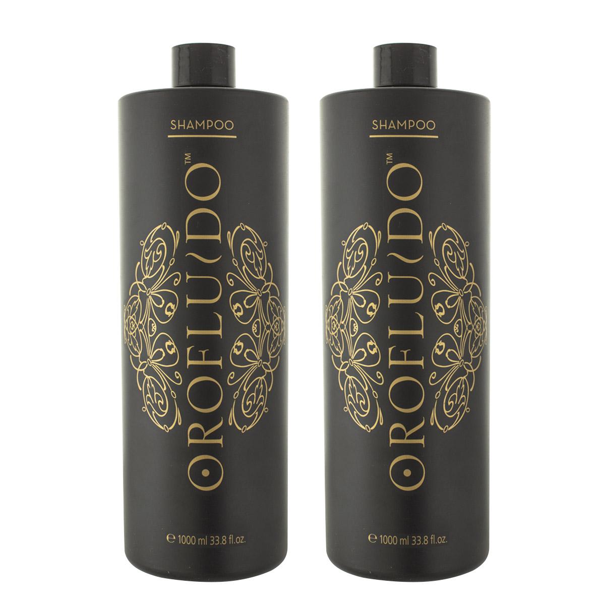 Orofluido Shampoo 2 x 1000 ml