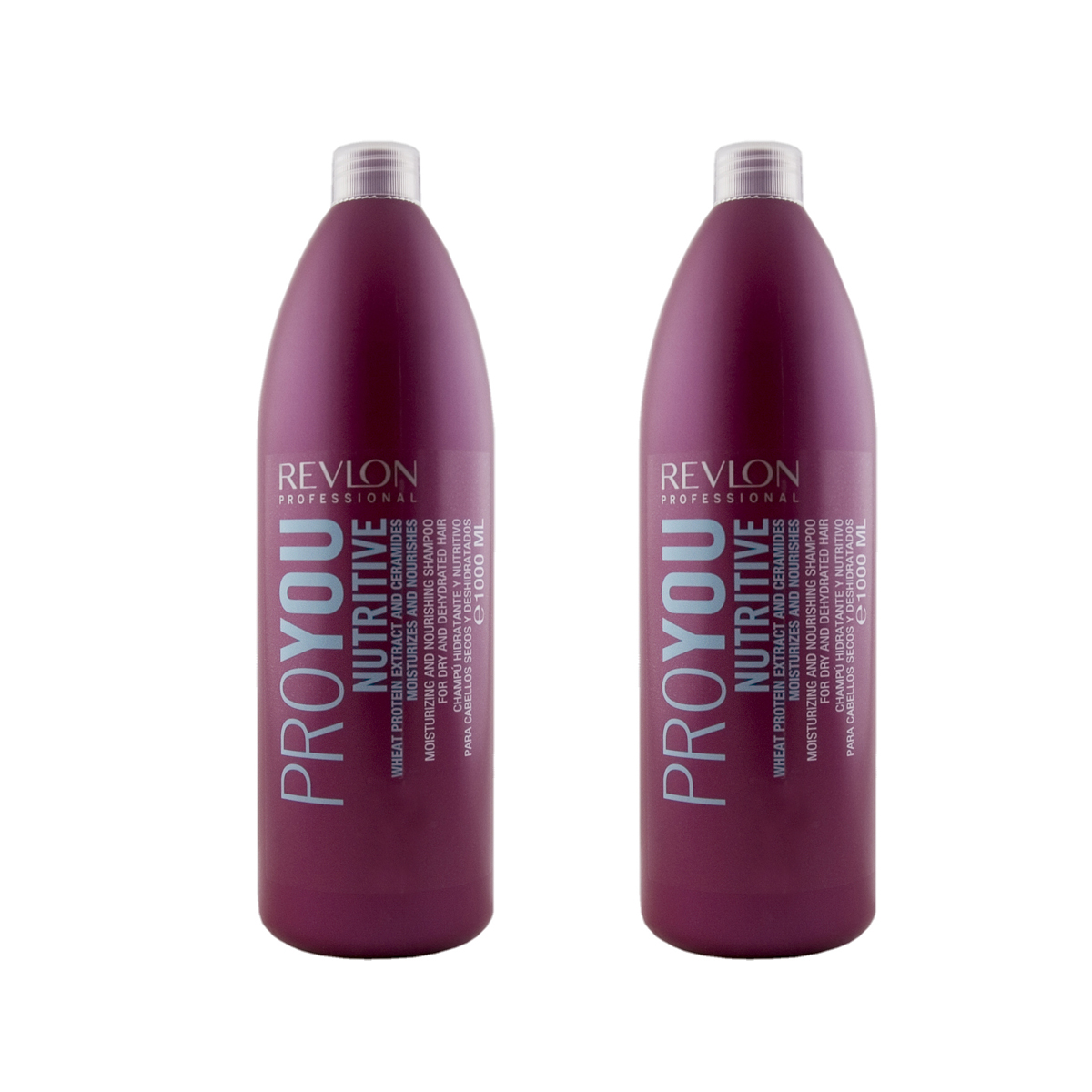Revlon Professional Pro You Hydro-Nutritive Shampoo 2 x 350 ml