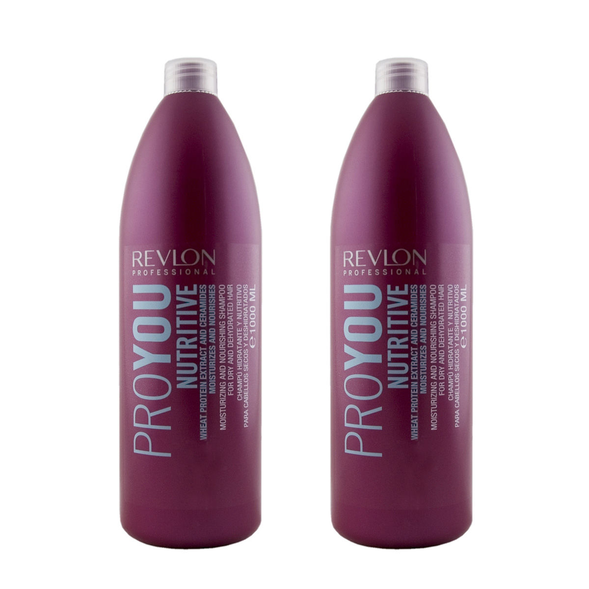 Revlon Professional Pro You Hydro-Nutritive Shampoo 2 x 1000 ml