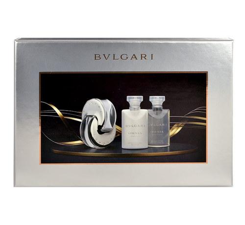 Bvlgari Omnia Crystalline EDT 40 ml + SG 40 ml + BL 40 ml W