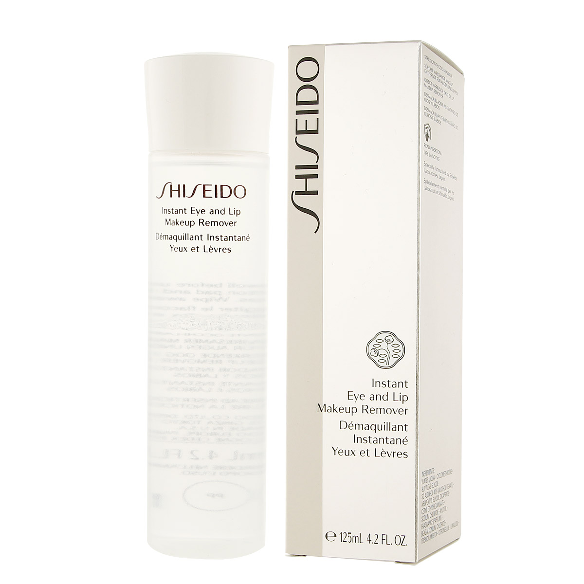 Shiseido The Skincare Instant Eye and Lip Make up Remover 125 ml