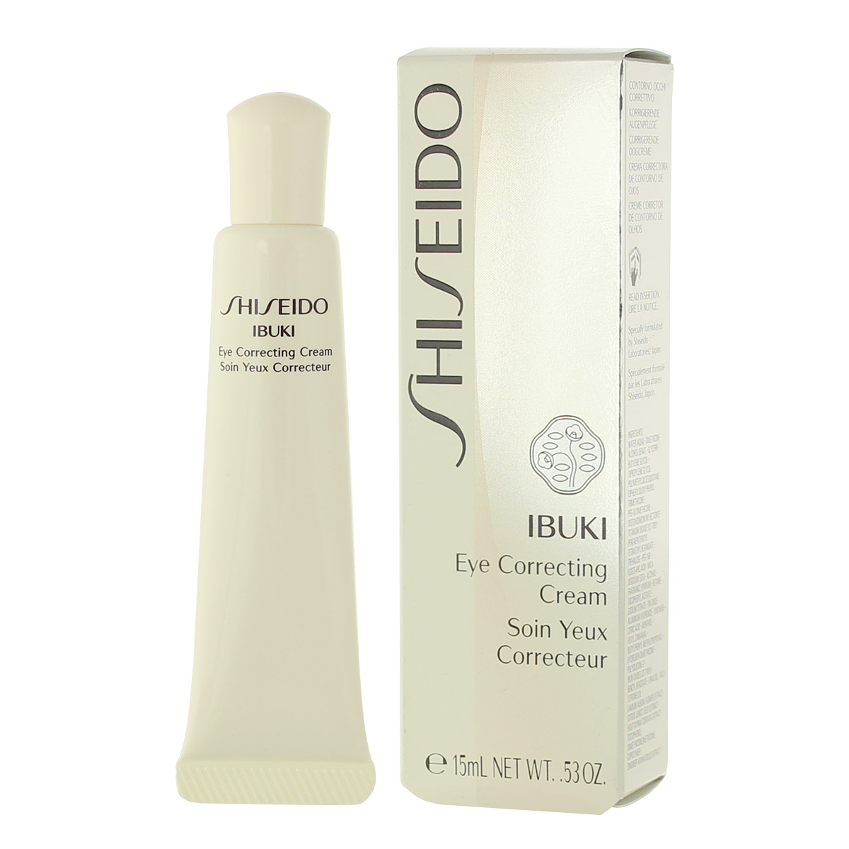 Shiseido Ibuki Eye Correcting Cream 15 ml