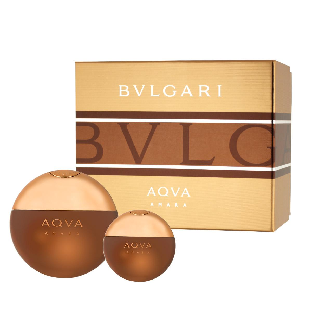 Bvlgari Aqva Amara EDT 100 ml + EDT 15 ml M