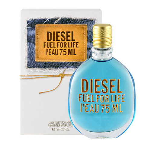 Diesel Fuel for Life l'Eau EDT 75 ml M