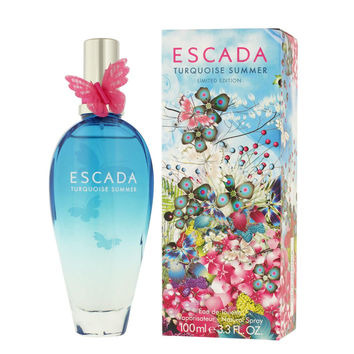 Escada Turquoise Summer EDT 100 ml W