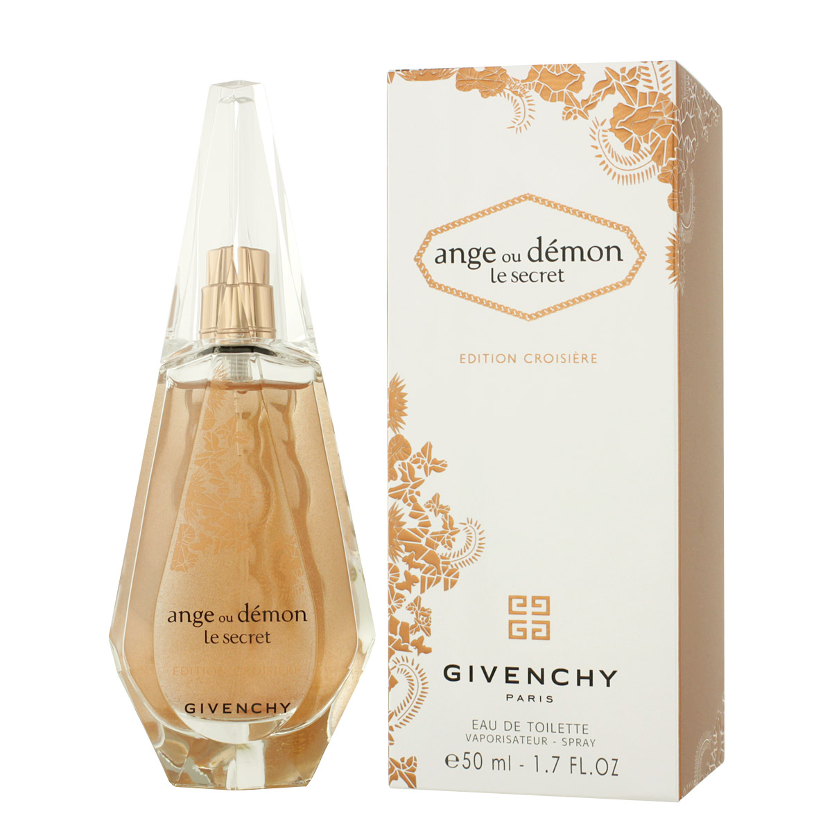 Givenchy Ange Ou Demon Le Secret Edition Croisiere EDT 50 ml W