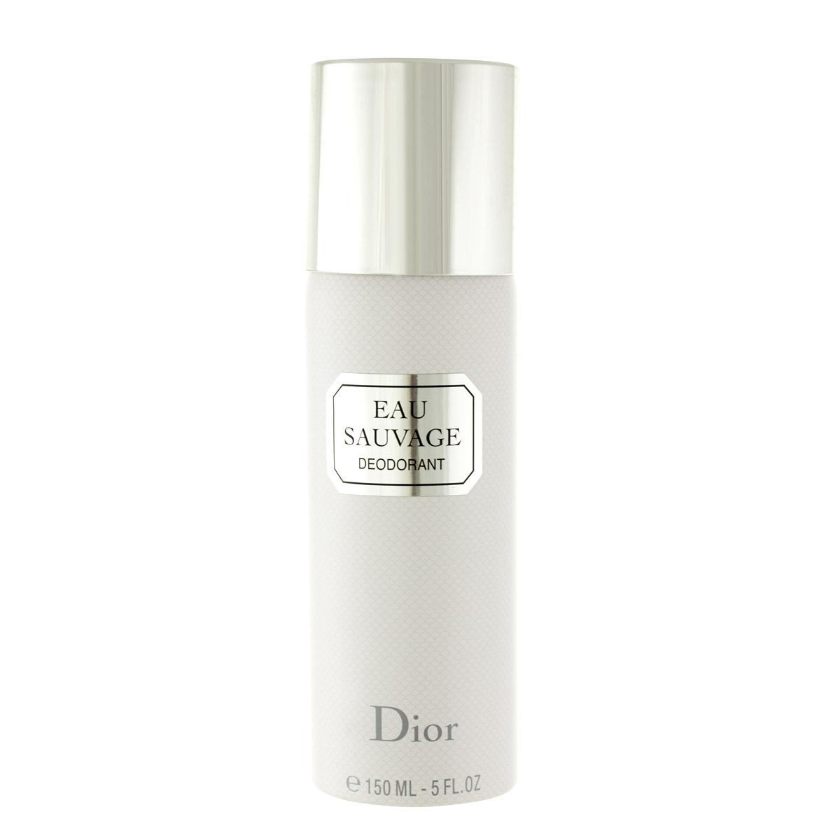 Dior Christian Eau Sauvage DEO ve spreji 150 ml M