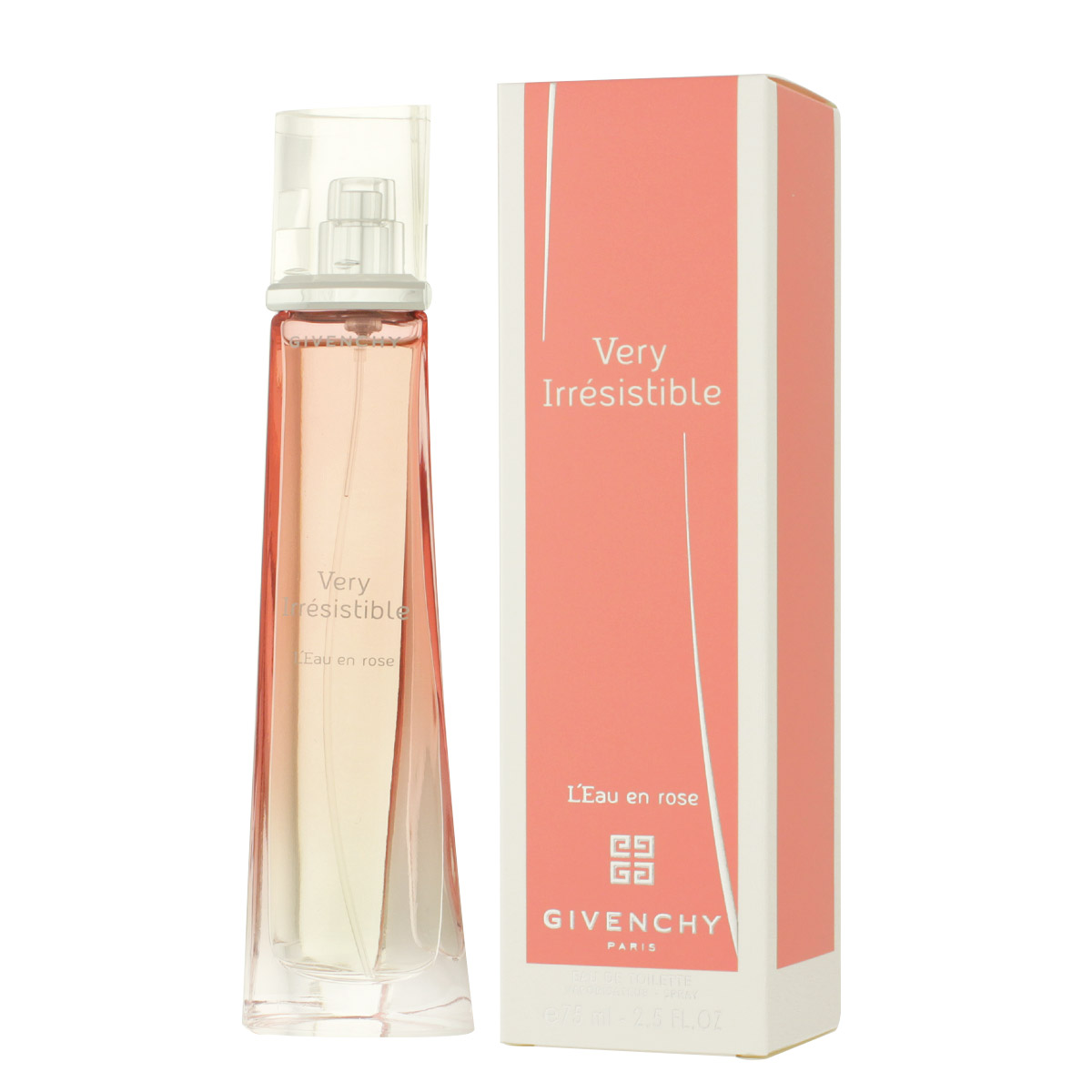 Givenchy Very Irresistible L'Eau en Rose EDT 75 ml W