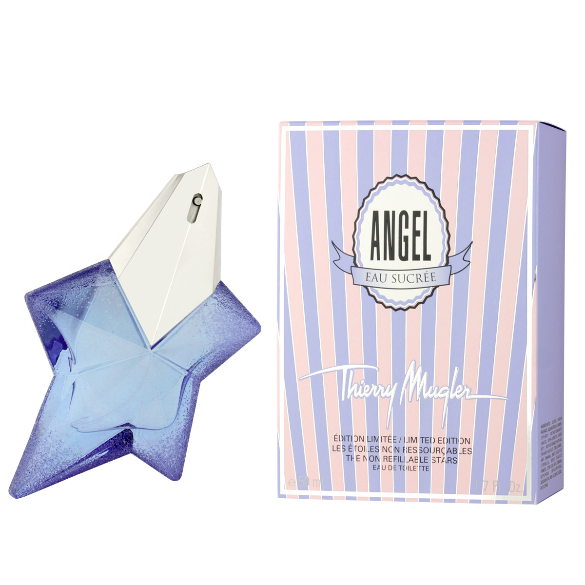 Thierry Mugler Angel Eau Sucrée 2015 EDT 50 ml W