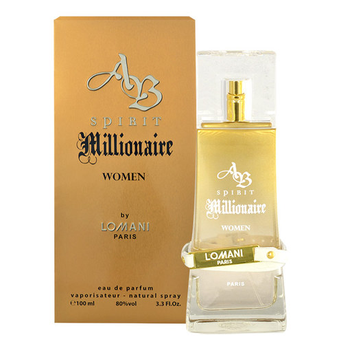 Lomani AB Spirit Millionaire Women EDP 100 ml W