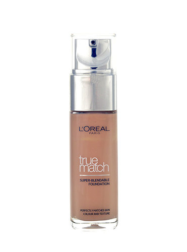 L´Oreal Paris True Match the foundation make-up (D7/W7 Golden Amber) 30 ml