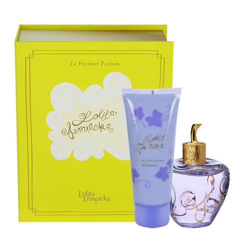 Lolita Lempicka Le Premier Parfum BC + čistící fluid pro všechny typy pleti 100 ml W