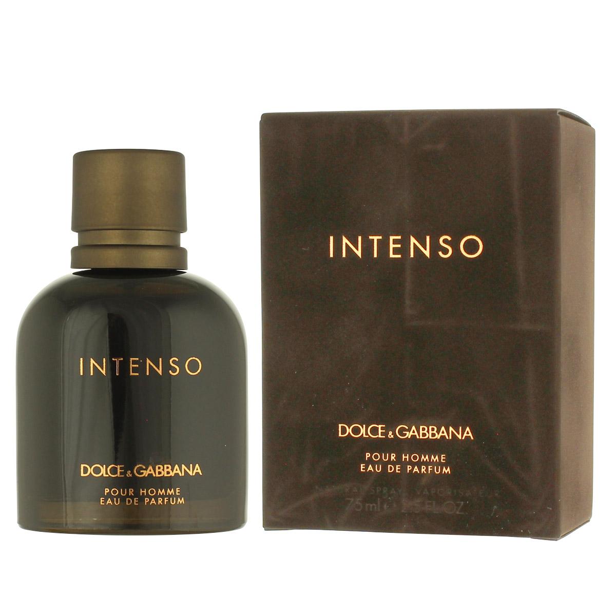 Dolce & Gabbana Pour Homme Intenso EDP 75 ml M