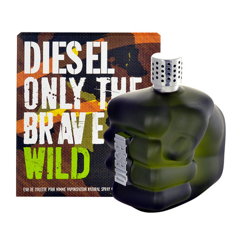 Diesel Only the Brave Wild EDT 200 ml M