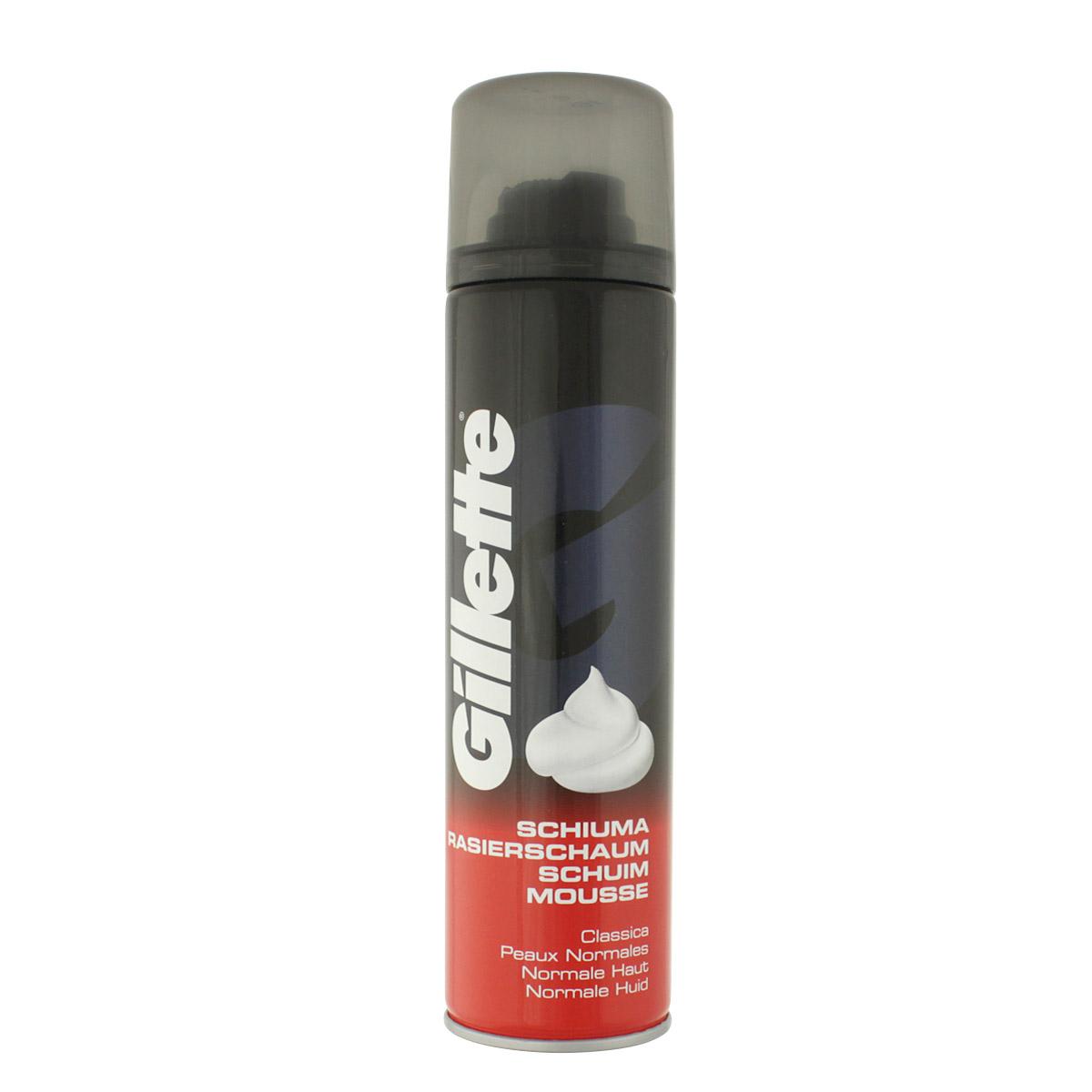Gillette Classic pěna na holení 300 ml M