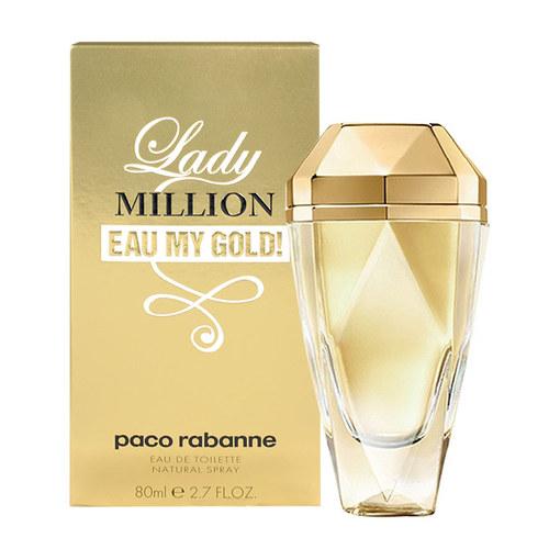 Paco Rabanne Lady Million Eau My Gold! EDT tester 80 ml W