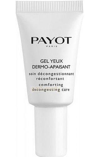 Payot Gel Yeux Dermo-Apaisant zklidňující gel na oteklé oči 15 ml