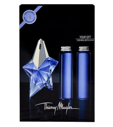 Thierry Mugler Angel EDP plnitelný 50 ml + EDP náplň 2 x 50 ml W