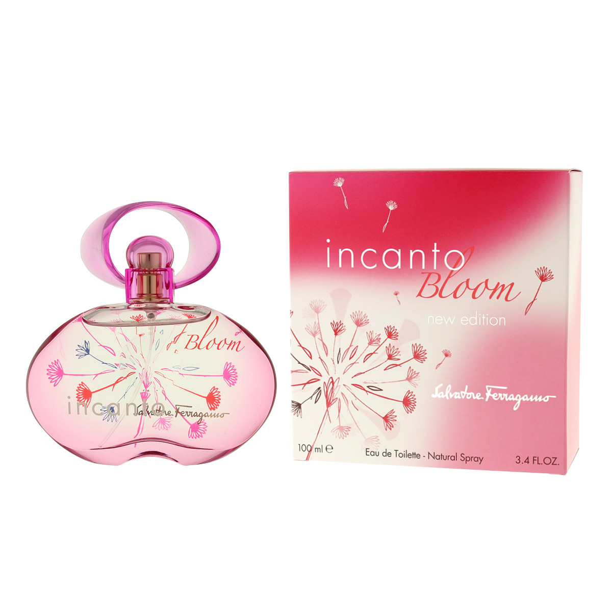 Salvatore Ferragamo Incanto Bloom (2014) EDT 100 ml W