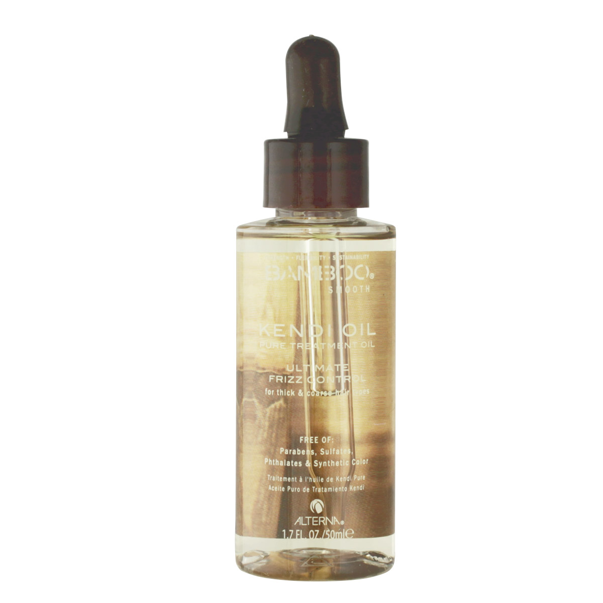 Alterna Bamboo Smooth Pure Kendi Treatment Oil 50 ml