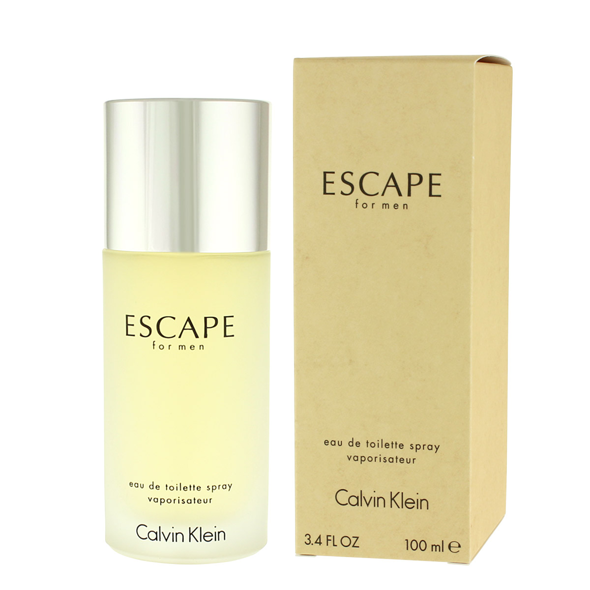 Calvin Klein Escape for Men EDT 100 ml M