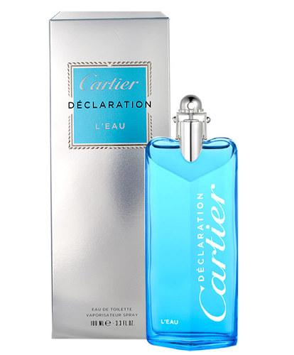Cartier Déclaration L'Eau EDT tester 100 ml M