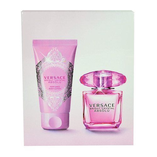 Versace Bright Crystal Absolu EDP 30 ml + BL 50 ml W