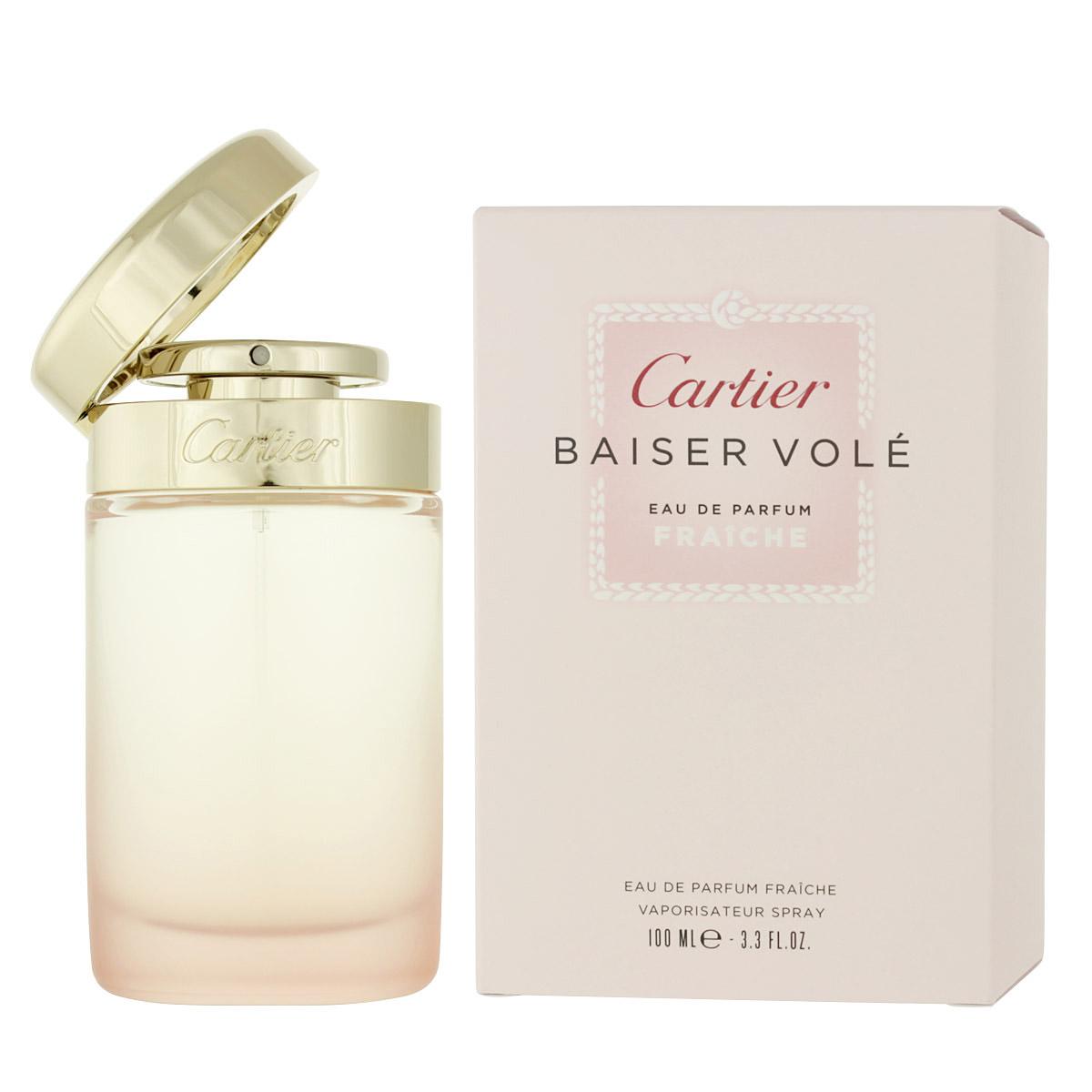Cartier Baiser Volé EDP Fraîche 100 ml W